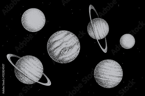 collection-of-solar-system-pla