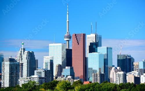 Fotografia  Toronto Skyline, Canada