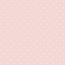 Pink Lacy Seamless Pattern Wit...