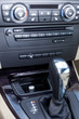 car interior/ gearstick