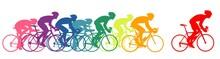 Bike Racers, Colorful