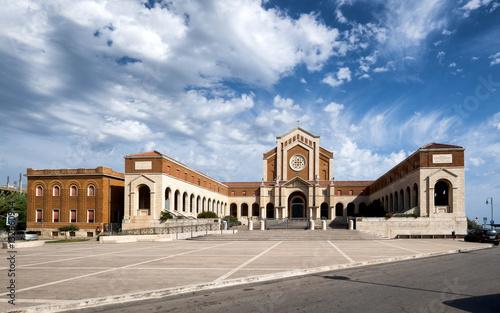 Photo Church of Santa Maria Goretti in Nettuno. Province Roma, Italy