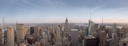 Fototapeta NYC-Panorama