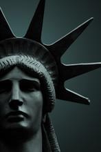 Statue Of Liberty Portrait