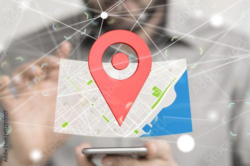 Fotografía  map