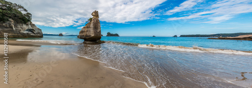 Fotobehang Cathedral Cove Cathedral Cove