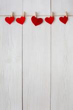 Valentine Day Background, Pape...