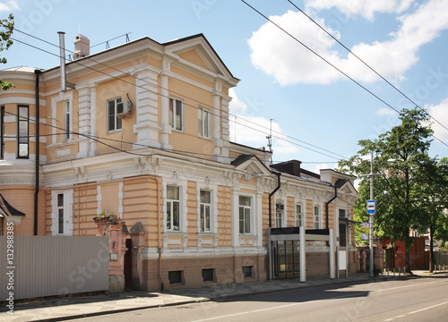 Old Street In Krasnodar Russia Buy This Stock Photo And Explore Similar Images At Adobe Stock Adobe Stock
