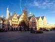 Römer/Rathaus in Frankfurt am Main (Hessen)