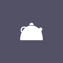 Simple Teapot Icon
