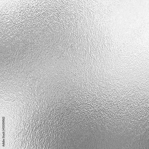 Fototapeta Silver foil texture background