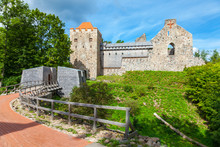 View Of New Neogothic Castle I...
