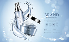 Moisturizing Cosmetic Products...