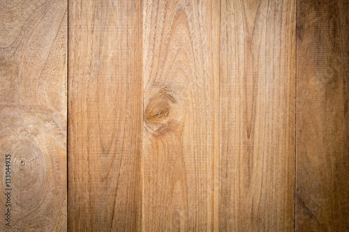 Tuinposter Hout Old wood plank texture or background.