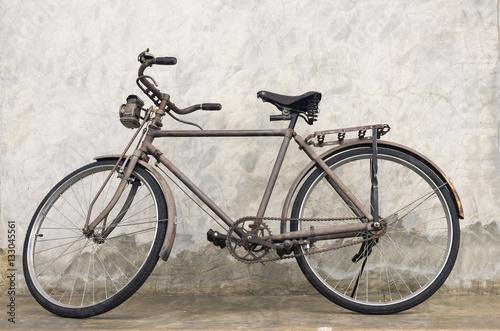 In de dag Fiets Bicycle vintage