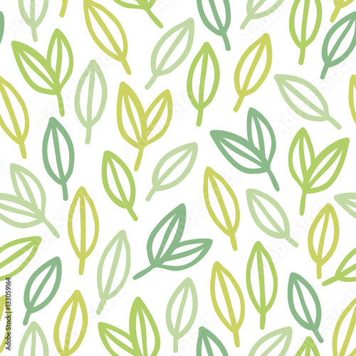 line-art-leaf-pattern-vector-hand-drawn-seamless-pattern