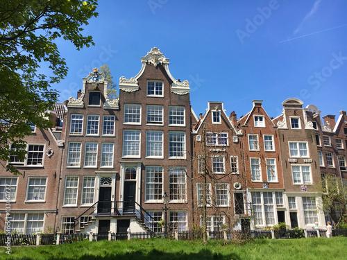 Photo  Begijnhof Amsterdam