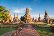 Landscape Ayutthaya Historical...