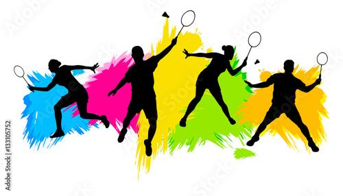 Obrazy Badminton   badminton-86