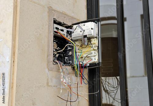 Photo  New intercom