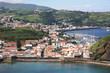 Blick auf Horta, Faial ist die fünftgrößte Insel der portugiesischen Inselgruppe der Azoren.