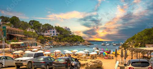 Portinatx Beach at Ibiza