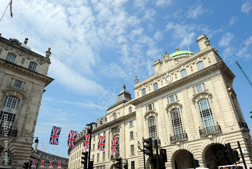 Photo  Regent Street in London, United Kingdom