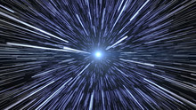 Hyperspace Stars Travel