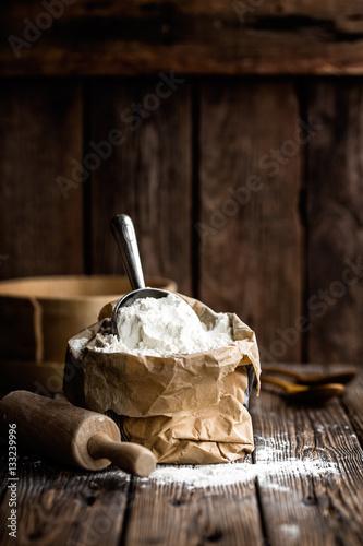 Fototapeta flour obraz