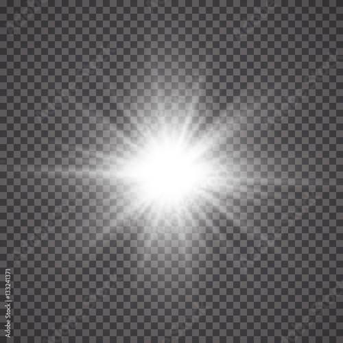 Fotografía  Glow light effect
