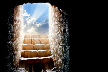 Easter Resurrection Background...