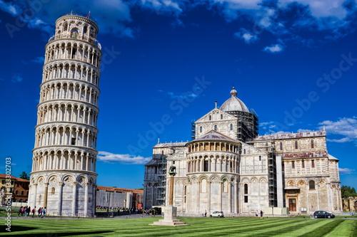 Pisa, Piazza dei Miracoli Fototapeta