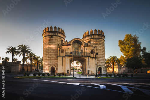 Puerta de palma, Badajoz