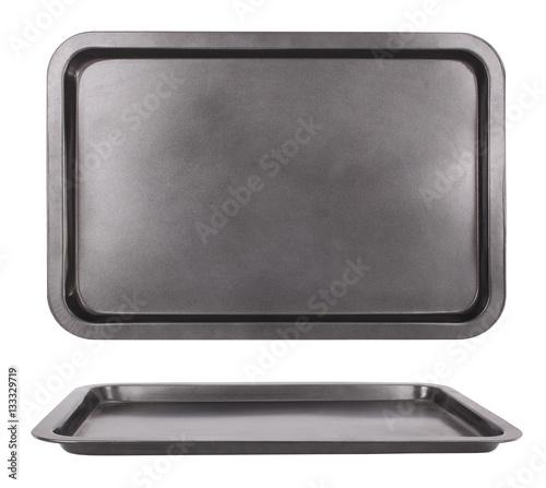 Valokuvatapetti Sheet pan baking tray for oven