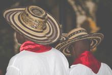 Unidentified Colombian Dancers