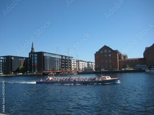 Photo  Bootsfahrt in Kopenhagen
