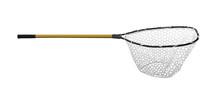 Fishing Landing Net Isolated O...