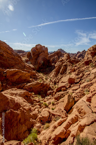 Valley of Fire State Park - Landscape 1