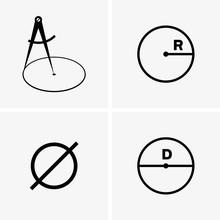 Radius And Diameter