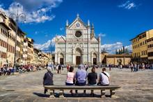 Florenz, Piazza Santa Croce