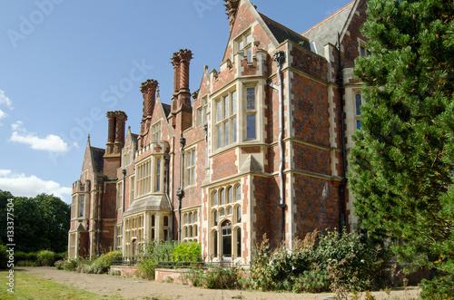 Fotografie, Obraz  Jacobean style, Aldermaston Manor
