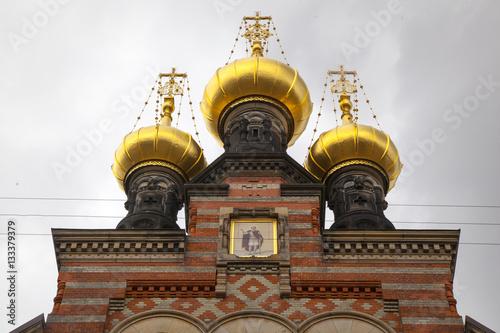 Russian Orthodox Church Copenhagen Poster