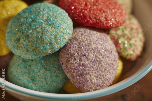 Moravian Christmas Cookies Sometimes Called Lepp Cookies From