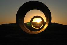 Summer Solstice Utah Sunrise