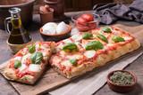 Rectangular romana's pizza - 133398517