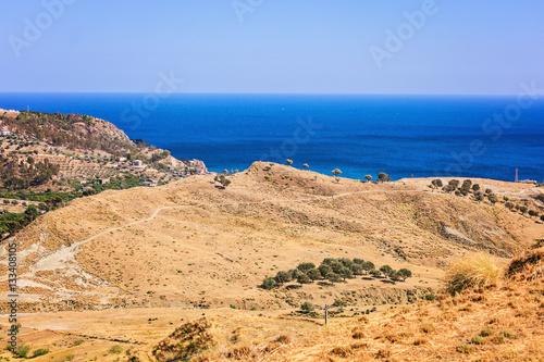 Fototapeta  Typical Calabria