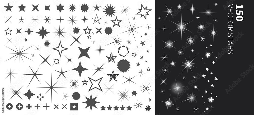 Fototapety, obrazy: étoile