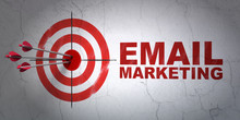 Business Concept: Target And E...