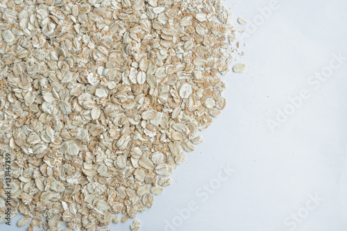 background oat groats - Buy this stock photo and explore similar