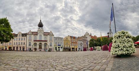 Rynek Główny i Ratusz Miejski - Wejherowo, Kaszuby